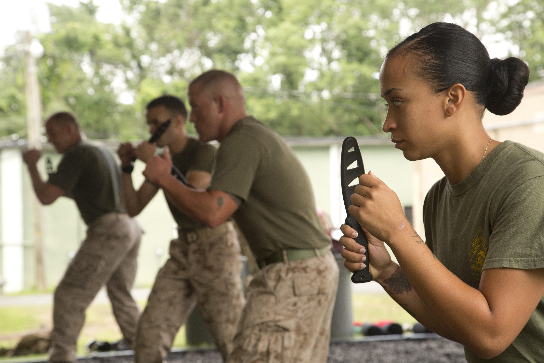 Picatinny marines use martial arts to hone combat readiness original sciox Images