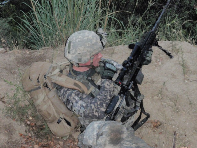 Return to COP Keating: Second Soldier to receive MOH from desperate battle