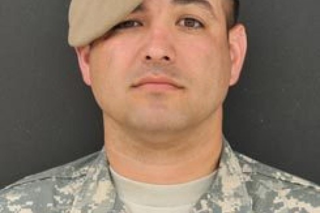 Sgt. 1st Class Leroy Petry is a Medal of Honor recipient. (Courtesy photo provided by US Army)