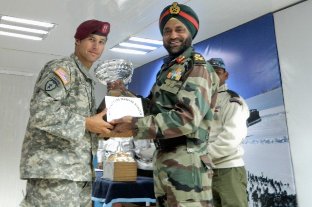 Arctic army officer excels on india 39 s high ground - How to become an army officer after college ...