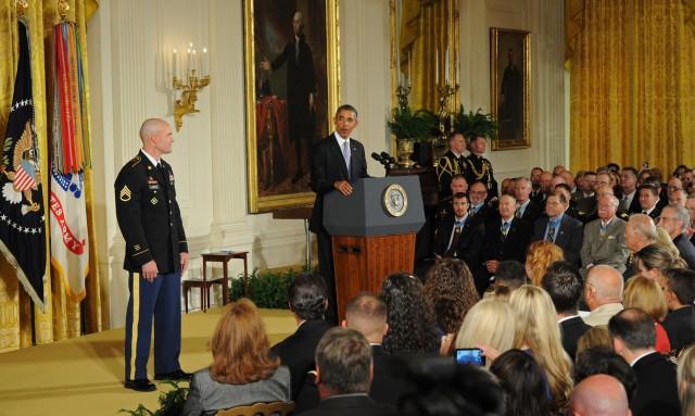 President Speaks to MOH Audience