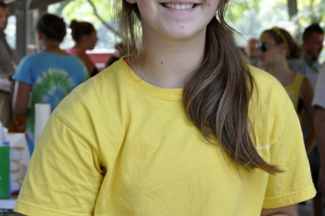 Cool counselors, exciting activities, and great food make the right ingredients for Kailey Culbertson to have a super summer camp.