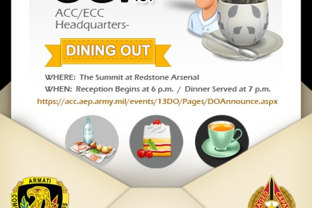 ACC headquarters to host dining out, celebrate 5th anniversary