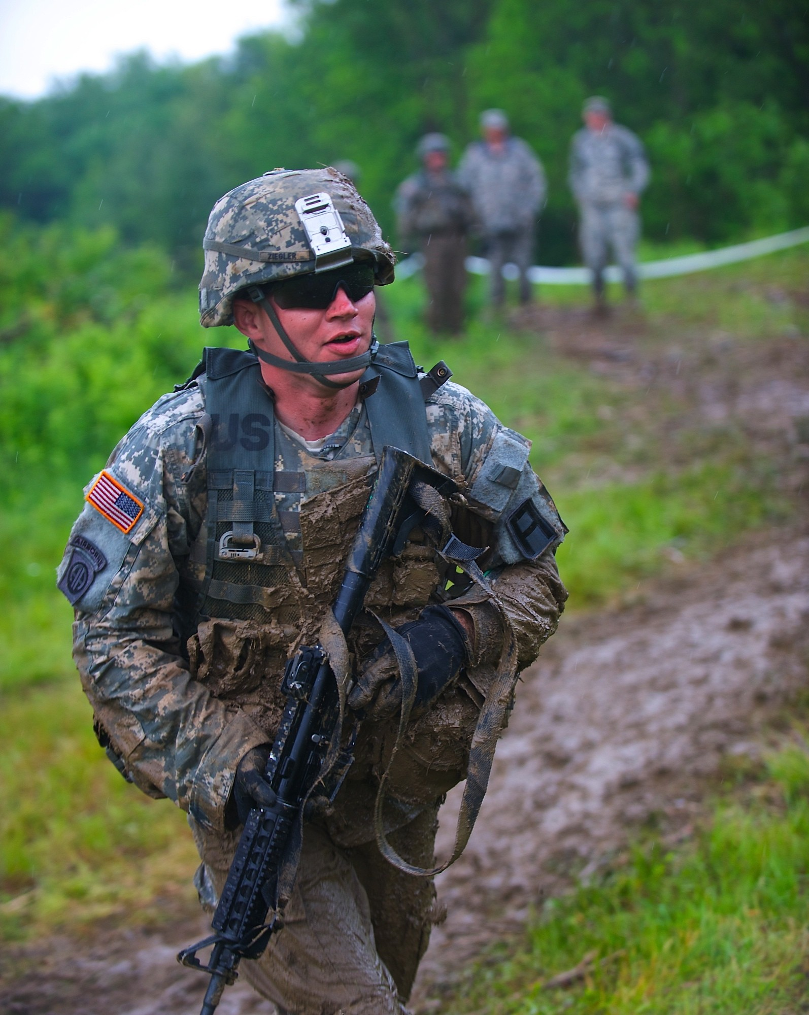 Trainers/mentors support Midwest Infantry Soldiers | Article