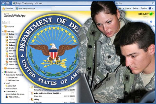 Army completes migration to DOD Enterprise Email