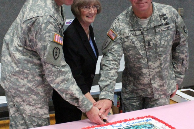 Fort Wainwright observes Women's Equality Day