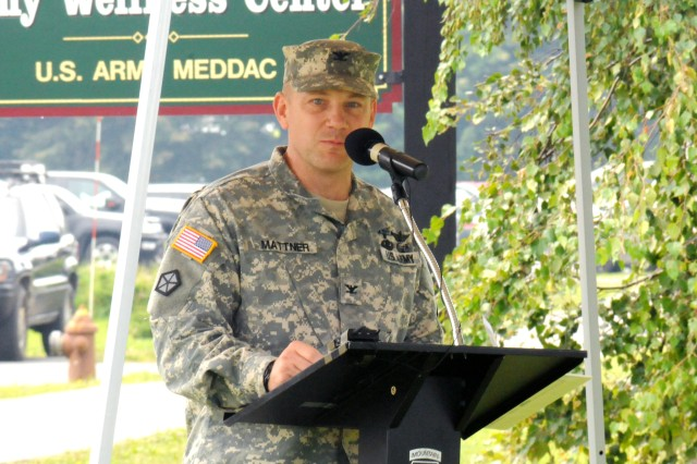 Army Wellness Center opens at Fort Drum