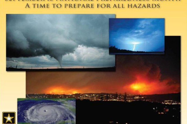 ANAD trains for National Preparedness Month