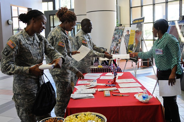 Fort Rucker promotes equal rights for women