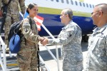 Troops return to Puerto Rico