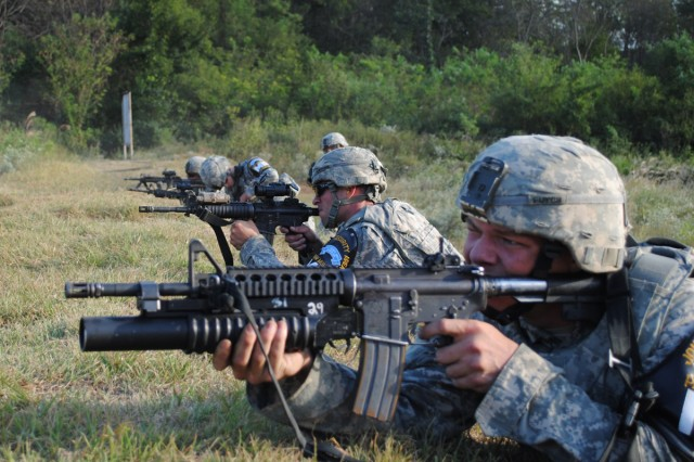 Champoux: Eighth Army trained, equipped, ready