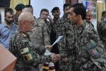 Celebrating Afghan Independence Day by recognizing soldiers