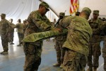 157th CSSB transfers authority to 77th CSSB in Afghanistan