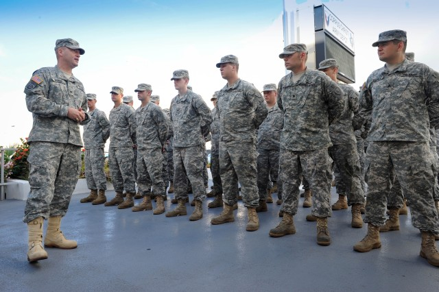 638th ASB Completes MOS Training at CCAD