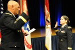 Odierno administers oath to Darpino