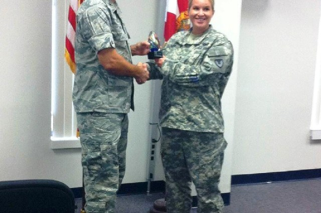 Contracting NCO enjoys 'opportunity to excel'