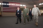 Army Under Secretary visits Hunter Army Airfield