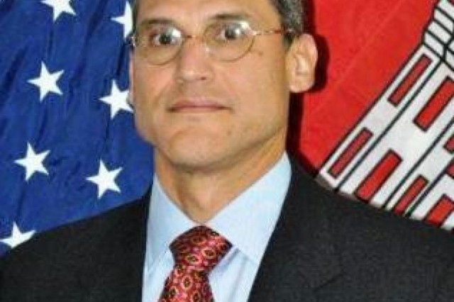 Pete Perez has been appointed to the Senior Executive Service and selected to be the director of Regional Business for the U.S. Army Corps of Engineers' Southwestern DIvision.