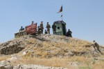 Ancient fortress marks site for advisory transition in Afghanistan