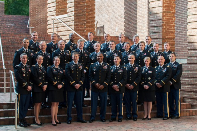 Almost 30 captains began a ground-breaking course to develop their strategic thinking, recently graduating from the UNC-IDB Strategic Studies Fellows Program. The U.S. Army Human Resources Command coordinates the application process.