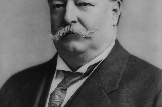 William Howard Taft - The 27th President of the United States (1909 - 1913)