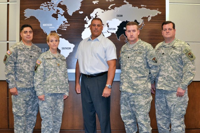 Reservists bolster USASAC work force