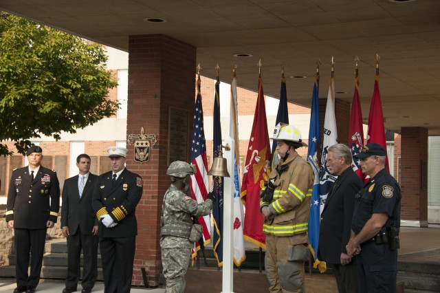Army War College 9/11 Ceremony