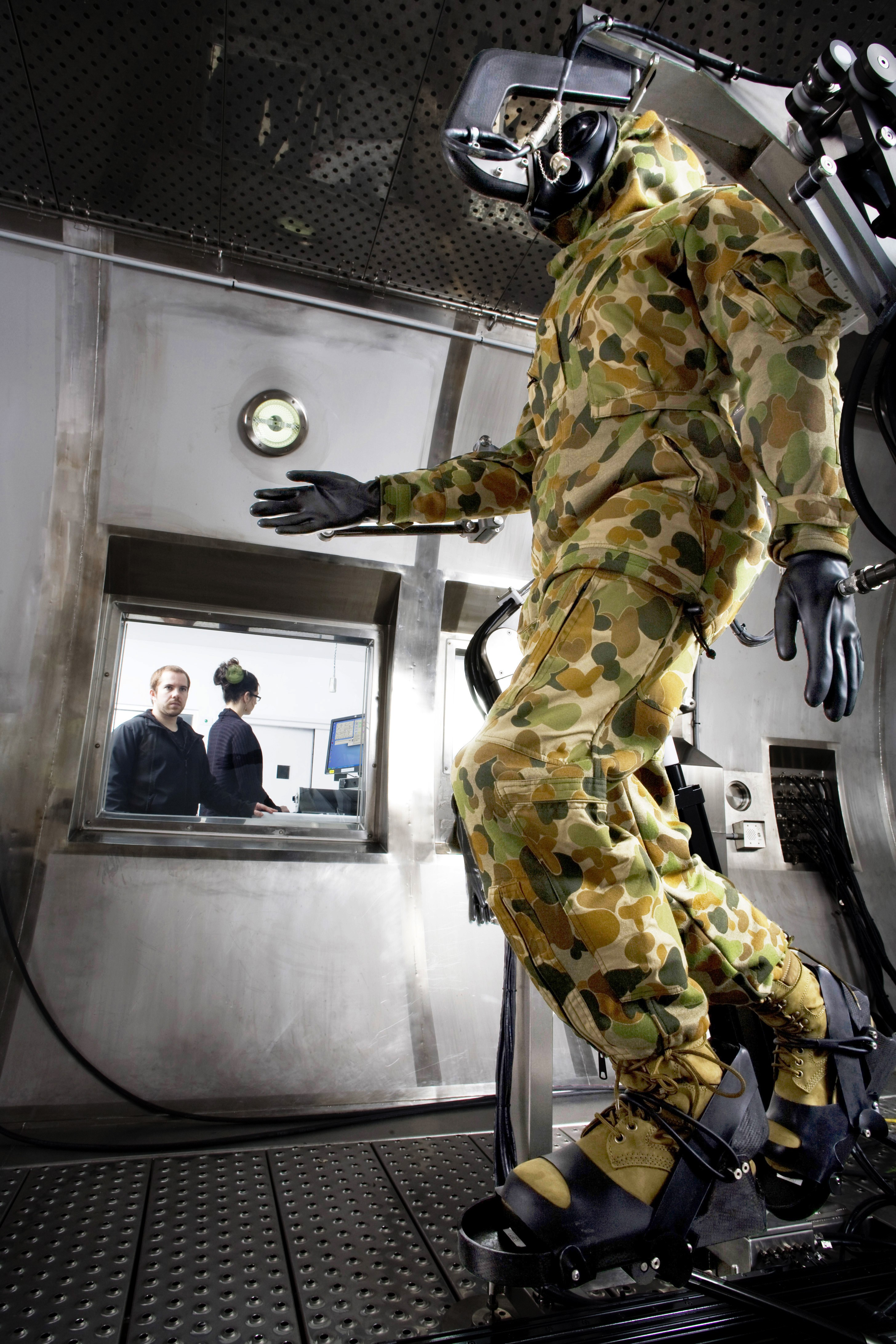 Exchange program with Australia focuses on U.S. Army\'s chemical ...