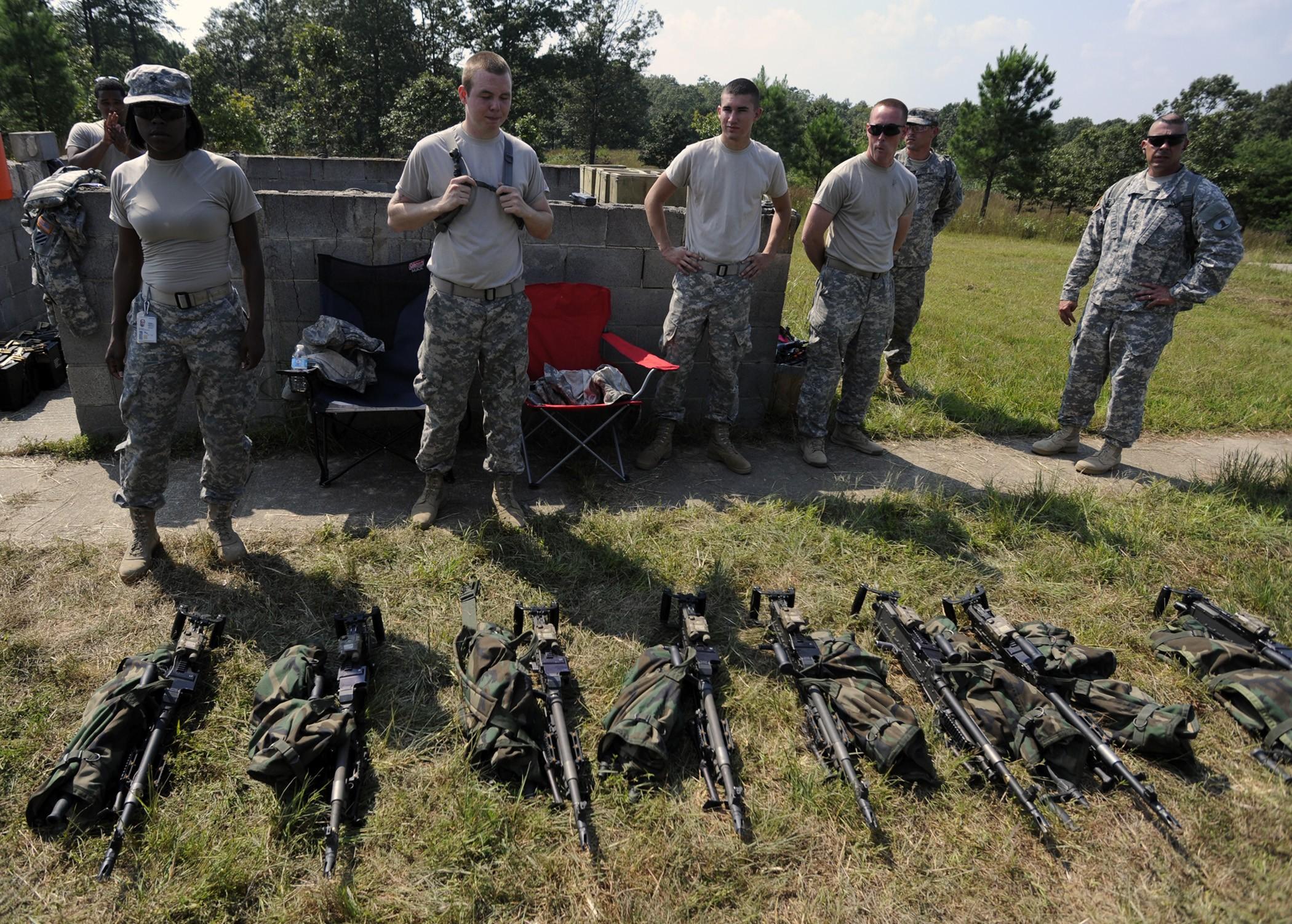 Combat Skills Combat Skills at A.p Hill