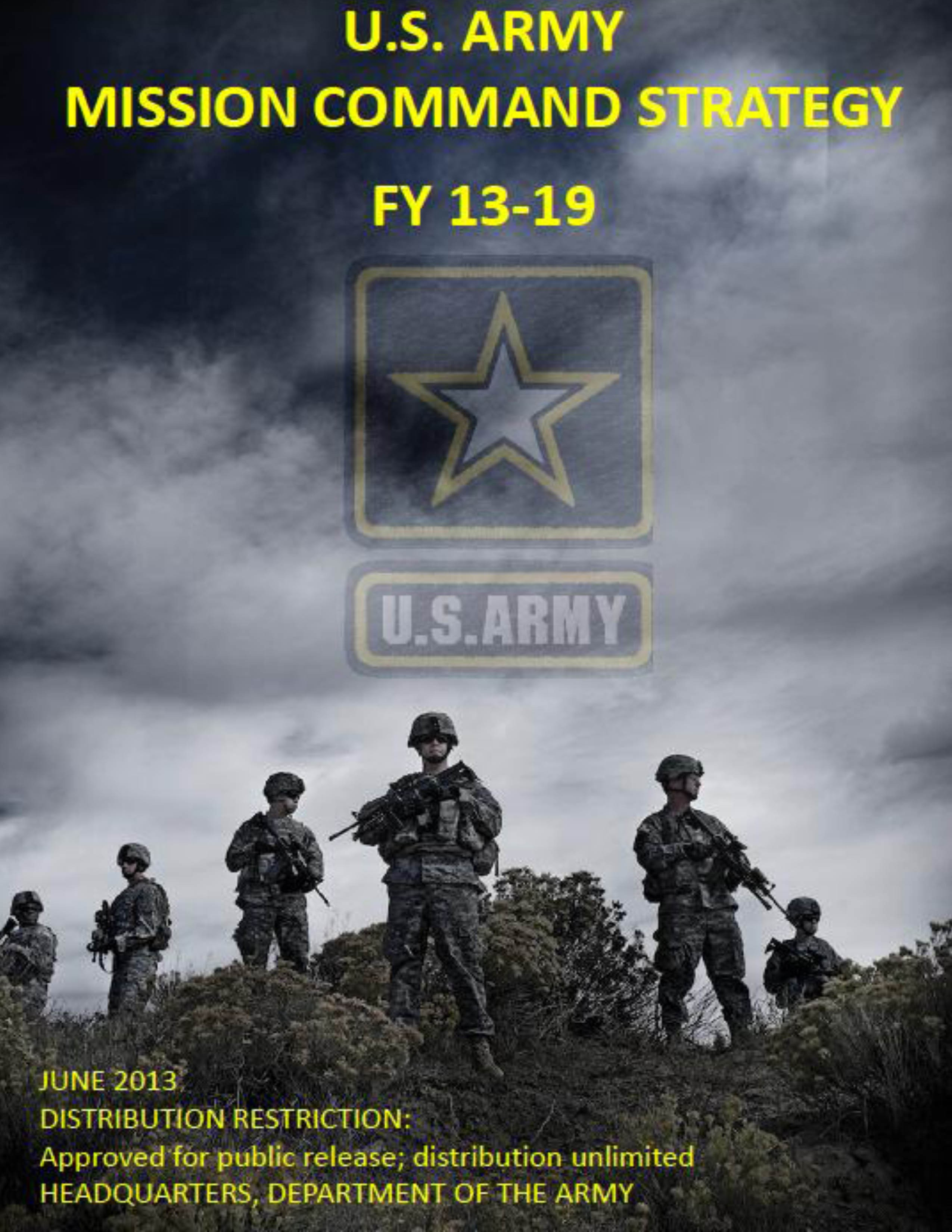 the united states military strategy essay -building and permanent alliances would allow us to plan for fewer military actions and cut the size and cost of the military this strategy allows nearly one trillion dollars in savings over ten years, as outlined in a recent essay 17 united states should use its military to.