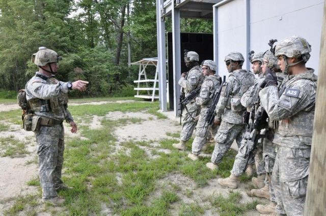 AWG Subterranean Risk Reduction Exercise prepares soldiers for NIE 14.1