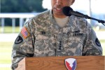 Gen. Dennis L. Via kicks off campaign
