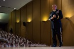 Odierno speaks to West Point