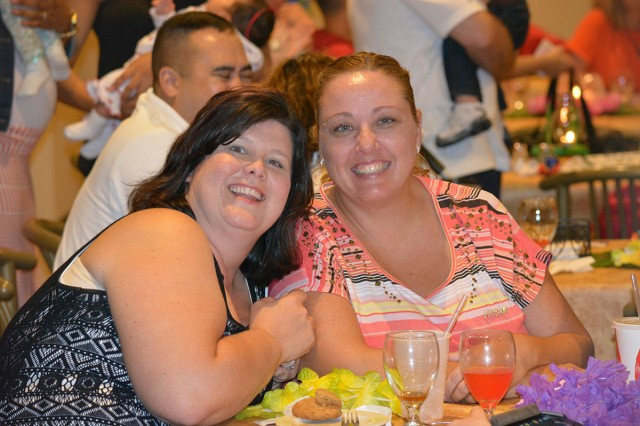 Thanks to the Army spouses and volunteers that made Torii Station's Deployed Spouse Luau on Sept. 21, 2013, a wonderful success!