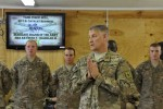 SMA reaches out to Soldiers in southern Afghanistan