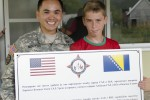 Special needs schools in Bosnia get facelifts thanks to Army contracting team