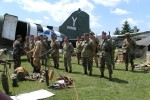 Market Garden commemorated with living history