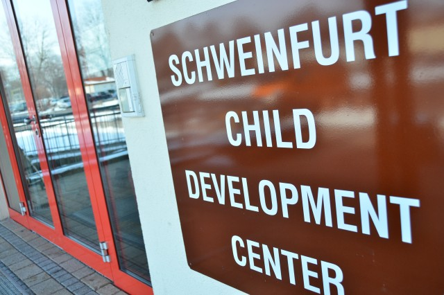 Despite a shrinking community and workforce, USAG Schweinfurt's Child, Youth and School Services will not let up on providing quality services.