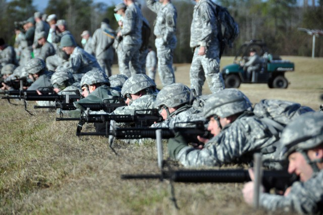 The U.S. Army Marksmanship Unit, in conjunction with the Maneuver Center of Excellence at Fort Benning, Ga., will host the 2014 U.S. Army Small Arms Championships, from Jan. 26 to Feb. 1, 2013.