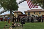 Fort Irwin and NTC 9/11 memorial groundbreaking ceremony