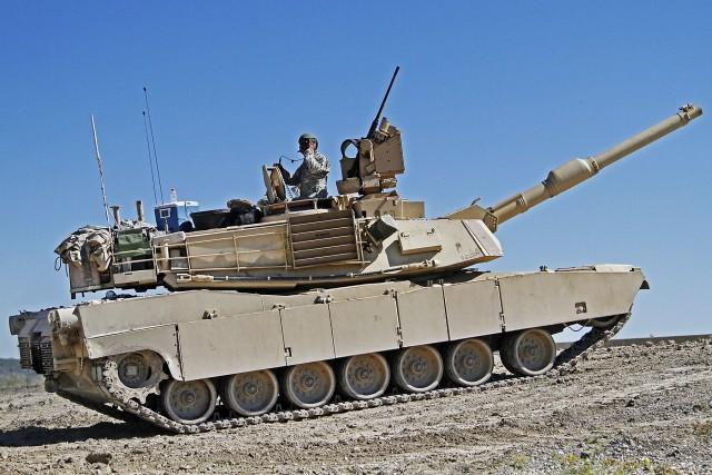 Stallions fall into tank gunnery