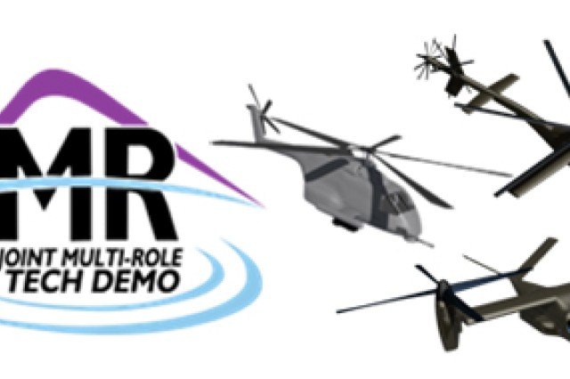 AMRDEC announces Technology Investment Agreements for its Joint Multi-Role Technology Demonstrator