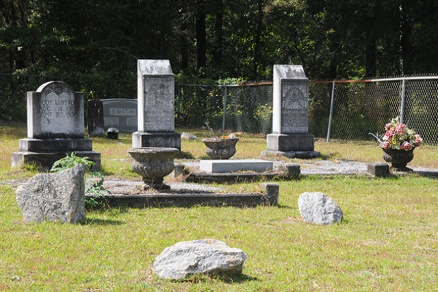 Voices from an Ozark Cemetery