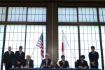 Hagel and Kerry sign revision to 1997 Guidelines for U.S.-Japan Defense Cooperation
