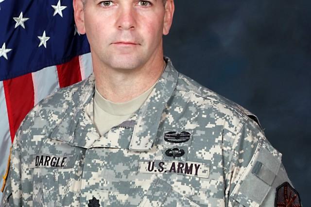 Lt. Col. Peter E. Dargle