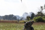 Mortar's fire in the field, exercise for excellence