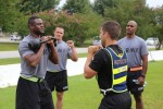 Master Fitness Trainer courses still on track