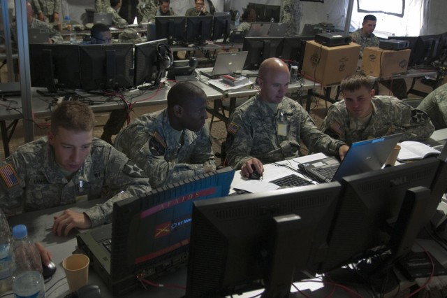 2-2 SBCT participates in joint exercise