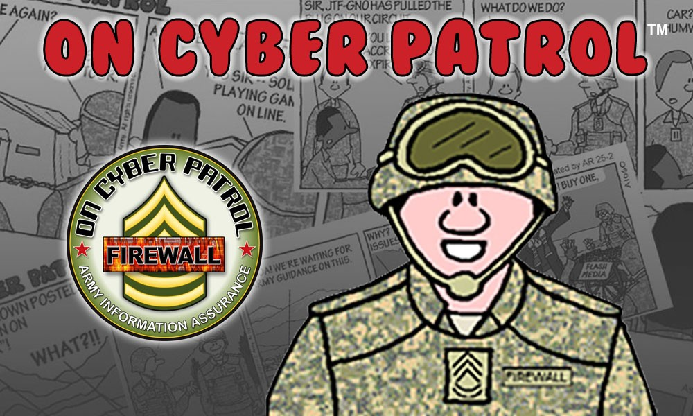 Army Observes Information Assurance Cyber Security Week