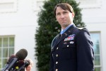 Former Army captain receives Medal of Honor at White House